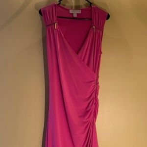 Hot Pink Michael Kors Dress